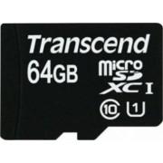 Card de Memorie Transcend microSDXC UHS-I 300x 64GB Class 10
