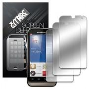 Empire 3 Pack of Mirror Screen Protectors for Motorola DEFY XT XT556