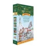 Magic Tree House Volumes 13-16 Boxed Set by Mary Pope Osborne
