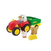Fisher Price Little People Tow n Pull Tractor