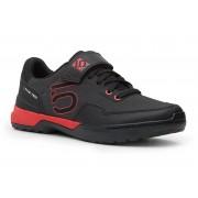 Five Ten Kestrel Lace Shoe Unisex black/red 2017 45 MTB Klickschuhe