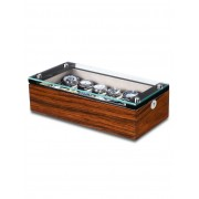 Rothenschild Chicago Sammlerbox [12] RS-5072-RSW mit Echtglas Deckel