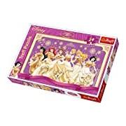 Trefl Puzzle Princesses Disney Princess (24 Pieces)