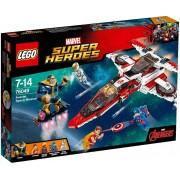 LEGO 76049 Avenjet Ruimtemissie
