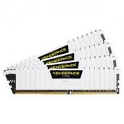 Mémoire RAM Corsair Vengeance LPX Series Low Profile 32 Go (4x 8 Go) DDR4 2666 MHz CL16 PC4-21300 - CMK32GX4M4A2666C16W