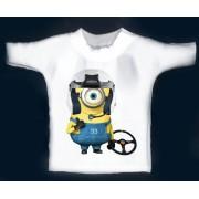 Mini tricou cu ventuza