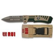 Couteau tactique titane G10 - RUI Tactical