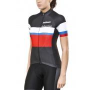 Bikester Bioracer Classic Race Jersey Women L Velotrikots kurz sportiv
