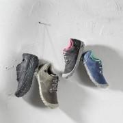 Hi-Tec® Canvas-Ultraleicht-Sneaker, Herren oder Damen, 41 - Graphit - Herren