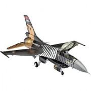 Revell Rv120 1:72 F-16 C Solo TRk Jet Fighter Hobby Craft Model Kit Pack Set