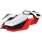 Mouse Gaming Mad Catz R.A.T. 1 (Alb/Rosu)