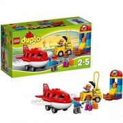 LEGO DUPLO Ville - 10590 - Jeu De Construction - L'aéroport