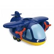 Repülőgép gyerekeknek Avion Cargo Vroom Planet Smoby hossza 10 cm 18 hónapos kortól