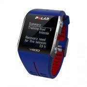 Ceas Polar V800 GPS HR Albastru