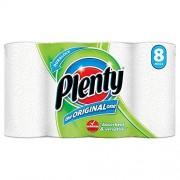 Plenty Telo Da Cucina Bianco 50 Fogli Per Rotolo (8)