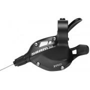 SRAM X5 - Commande de vitesse - 3 vitesses avant/gauche noir Commandes gauche