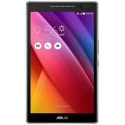 "Tableta Asus ZenPad Z380KNL, Procesor Quad-Core 1.2GHz, IPS Capacitive touchscreen 8"", 2GB RAM, 16GB Flash, 5MP, 4G, Wi-Fi, Android (Dark Grey) + Cartela SIM Orange PrePay, 6 euro credit, 4 GB internet 4G, 2,000 minute nationale si internationale fix sau"