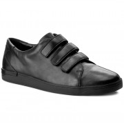 Сникърси CLARKS - Stanway Flow 261279217 Black Leather
