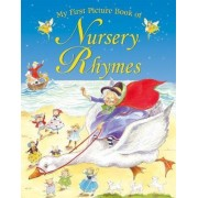 My First Picture Book of Nursery Rhymes by Rene Cloke
