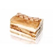 Торта Лешников крем с Маскарпоне Madame Gateau 600гр