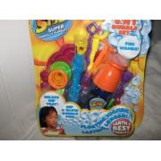 Super Miracle Bubbles 6 N 1 Bubble Set