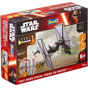Revell - 06751 Star Wars - Build & Play - Tie Fighter Special Forces - 15 Pièces