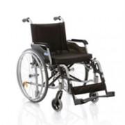 sedia a rotelle / carrozzina pieghevole - struttura leggera 14,5 kg