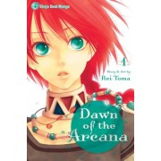 Dawn of the Arcana, Volume 1