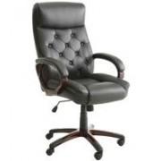 Kancelarijska stolica Lombardia veštačka koža crna