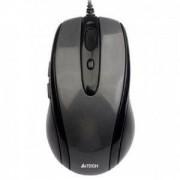 Жична мишка - A4 N-708X V-TRACK USB GLS GREY