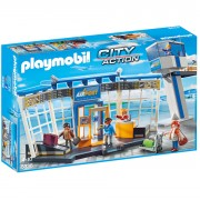Playmobil City Action Airport with Control Tower (5338)