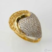 Arany gyűrű 10