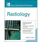 McGraw-Hill Specialty Board Review Radiology by Cheri L. Canon