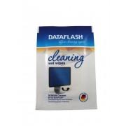 Servetele umede pentru curatare Notebook, monitoare TFT/LCD, 20/set, DATA FLASH