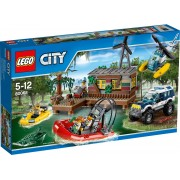 LEGO City Boevenschuilplaats - 60068