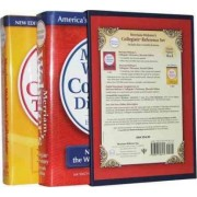 M-W Collegiate Reference Set by Merriam-Webster