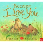 Because I Love You by David Bedford
