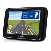 Navigator GPS Mio Spirit 4900 FEU LMU TMC harta full Europa + actualizari gratuite 4.3'' (Mio)