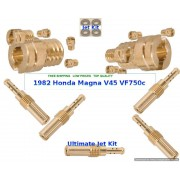 Ultimate Jet kit for the 1982 Honda Magna V45 VF750c