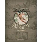 Edgar Rice Burroughs' Tarzan: The Sunday Comics 1934-1936 Volume 2 by Hal Foster