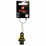 LEGO Ninjago Movie Cole Keychain / Keyring - 853697