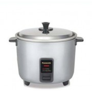 Panasonic Wa10[Z9]Silver Electric Rice Cooker(2.7 L, Silver)