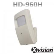 Kamera ukrytá v alarmovom detektore pohybu + IR