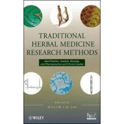 Traditional Herbal Medicine Research Methods by Willow J. H. Liu