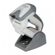 Cititor coduri de bare Datalogic Gryphon GM4130, USB, cradle, alb