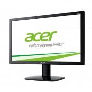 """Monitor ACER KA240Hbid, 24"""", HDMI, VGA, DVI, VESA, Glossy Black"""