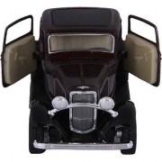 Kinsmart Die-Cast Metal 1932 Ford 3 Window Coupe (black)