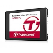 Transcend Unità SSD TS256GSSD370, 2.5 Pollici, 256 GB, SATA 3, MLC, Nero/Antracite