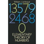 Elementary Theory of Numbers by William Judson Leveque