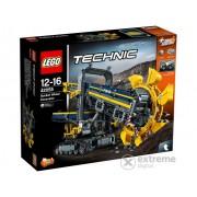 LEGO® Technic 42055 Excavator cu roata port cupe